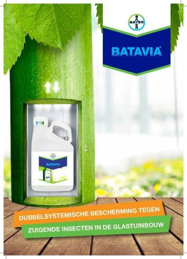 Batavia glastuinbouw folder